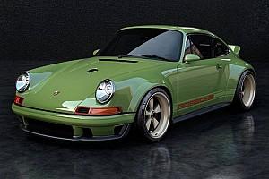 Auto Actualités Williams participe à la création d'une incroyable Porsche 911
