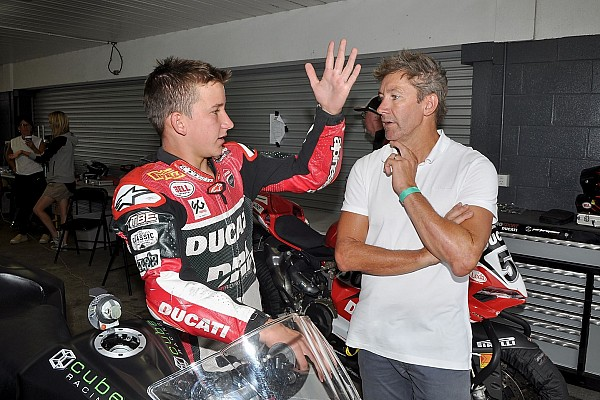 World Superbike Interview Q&A with Troy and Oli Bayliss