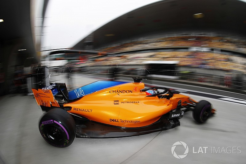 Alonso: Renault motorunun kazanması McLaren için iyi bir motivasyon