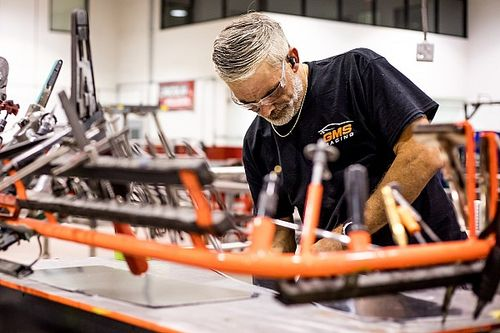 GMS Take on Trucks: In-house fabrication made a big difference