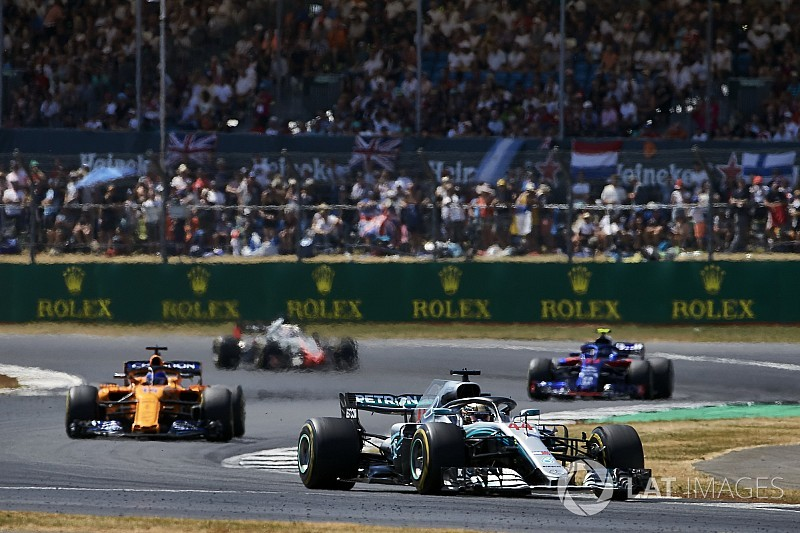 "Hamilton: British GP fightback ""huge"" for Mercedes"