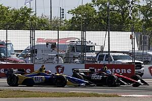 IndyCar Noticias Wickens esperaba otro final de su duelo contra Rossi