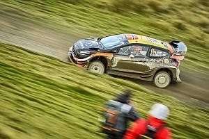 WRC Новость Остберг выставил свою машину WRC на продажу ради продолжения карьеры