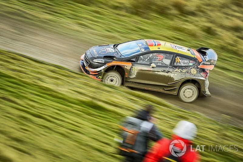 Ostberg contemplating step down to WRC2 in 2018