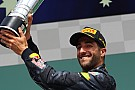 Ріккардо обраний найкращим пілотом Гран Прі Німеччини