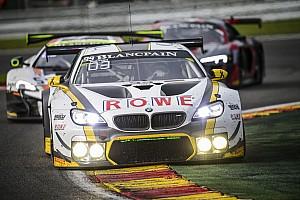 Blancpain Endurance Репортаж з гонки Спа 24: Rowe BMW під зливою виграє марафон