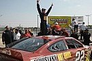 Myatt Snider wins Toledo ARCA race in first series start