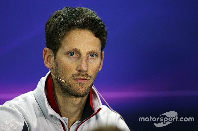 Haas critics are just jealous - Grosjean