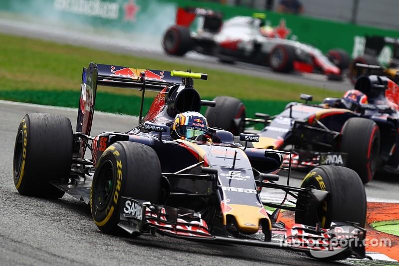 Гонка в Сингапуре станет показательной для Toro Rosso