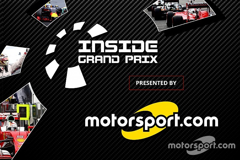 "Motorsport.com extends exclusive rights agreement to host ""Inside Grand Prix"""