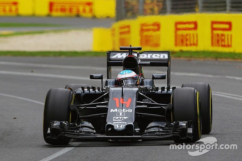 """McLaren pace a """"huge surprise"""", drivers say"""