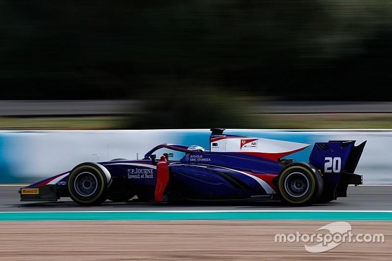 Trident soddisfatta dei test F2 a Jerez: