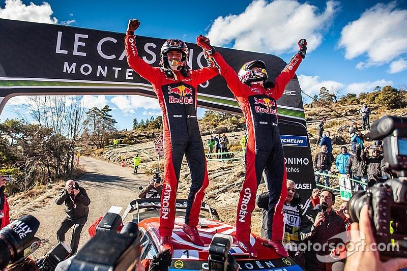 Monte Carlo WRC: Ogier beats Neuville in dramatic finish