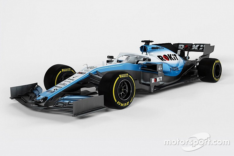 Williams FW42: accontentiamoci di qualche rendering della monoposto di Grove