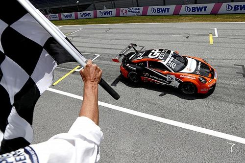 Porsche Supercup: ten Voorde si impone anche in Austria