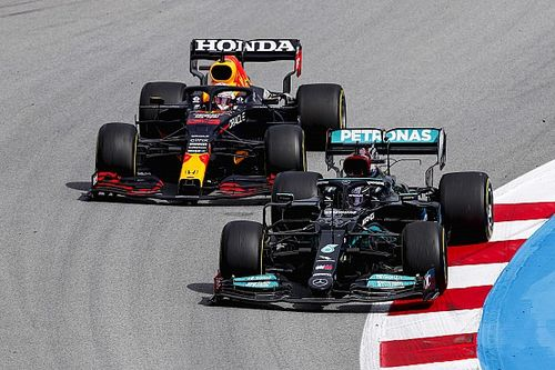 How long can Verstappen and Hamilton keep it clean?