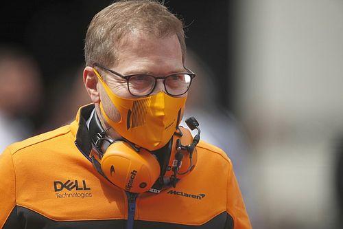 Глава McLaren признался: Очень жду инцидентов Макса и Льюиса