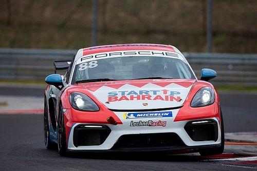 Marylin Niederhauser vice-championne Pro Am en Porsche Sprint Challenge Central Europe