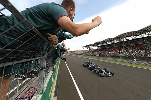 Aston Martin set to appeal Vettel Hungary F1 disqualification