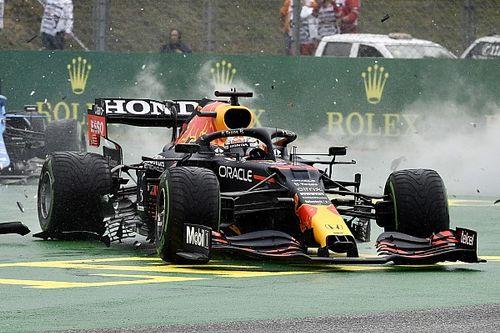 Ez a kép mutatja meg igazán, mekkora sérüléssel versenyzett a Hungaroringen Verstappen