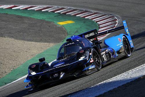 Laguna Seca IMSA: Albuquerque secures pole for WTR Acura