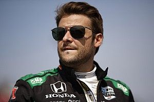 Marco Andretti estuda disputar provas do IMSA em 2021