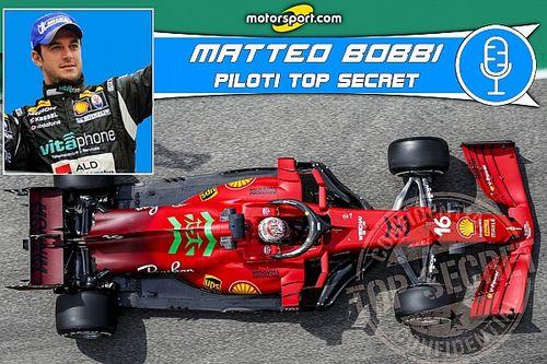 """Podcast, Bobbi: """"Ferrari, sorpresa di giornata"""""""