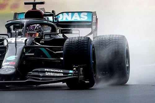 """Villeneuve: """"Bottas da Hamilton'la aynı araca sahip ama o kazanamıyor"""""""