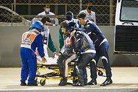 Todt revela que fez com que Grosjean falasse com a esposa assim que chegou ao centro médico