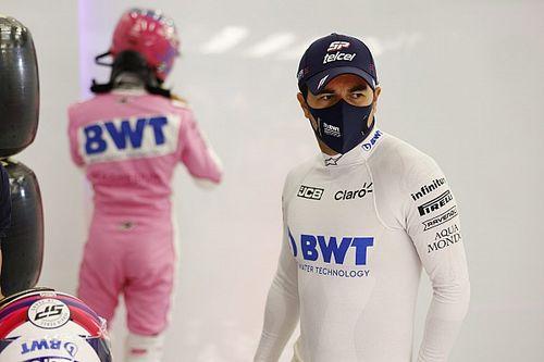 F1: Pérez marca coletiva e deve anunciar futuro na segunda-feira