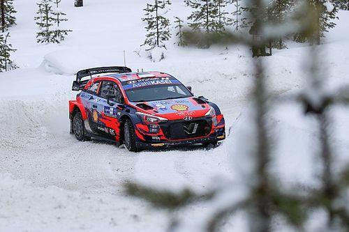 WRC, Rally Arctic, PS5: Tanak di un soffio su Evans