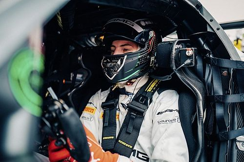 How Ferrari's F1 protege became a Mercedes GT prodigy
