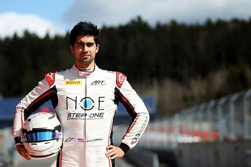 Juan Manuel Correa regresa a la academia de Sauber