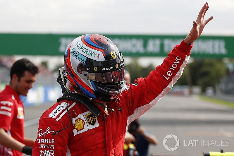 Italian GP: Raikkonen beats Vettel, Hamilton to pole