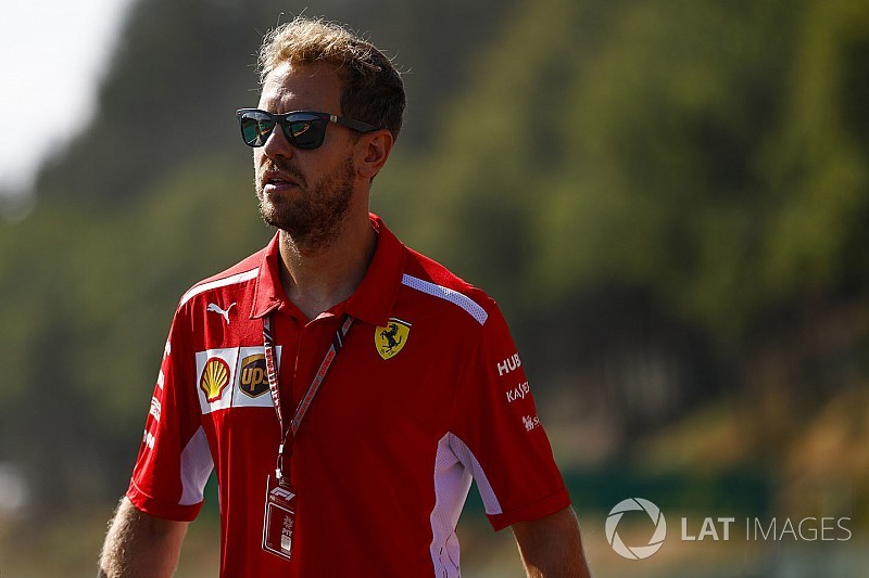 Vettel: Velocidade em Spa será a chave para tirar 24 pontos