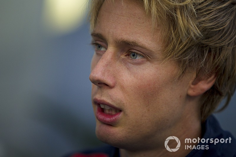 Хартли: Я справляюсь со своей работой и заслуживаю право остаться в Toro Rosso