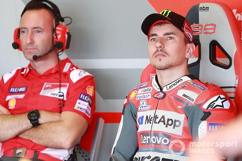 Lorenzo, Honda anlaşması öncesi emekli olmaya çok yakınmış