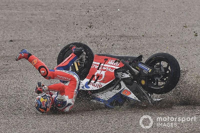 Miller: Belated Valencia GP red flag