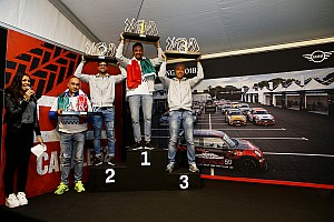 Sandrucci e Bagnasco sono i campioni 2018 del MINI Challenge