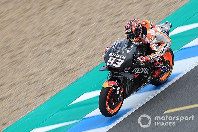 Marquez: Honda