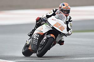 Moto2 Valencia: Lowes aan kop in laatste warm-up van seizoen