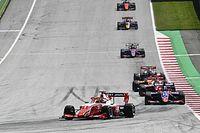 Пиастри выиграл первую гонку Формулы 3 в Австрии