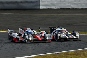 WEC Interview Lotterer: WEC should consider customer LMP1 hybrid systems