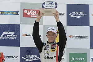 DTM Breaking news F3 ace Eriksson eyeing future DTM move