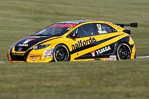 BTCC Breaking news Honda BTCC team splits with Neate