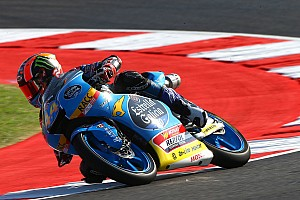 Moto3 Verslag vrije training Canet bijna aan pole-record in derde training GP San Marino