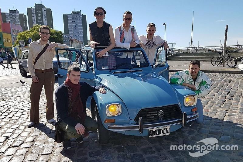 Le Tour du monde de Gabin Moreau : Argentine