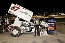 Sprint Kyle Larson picks up sprint car win in Canada