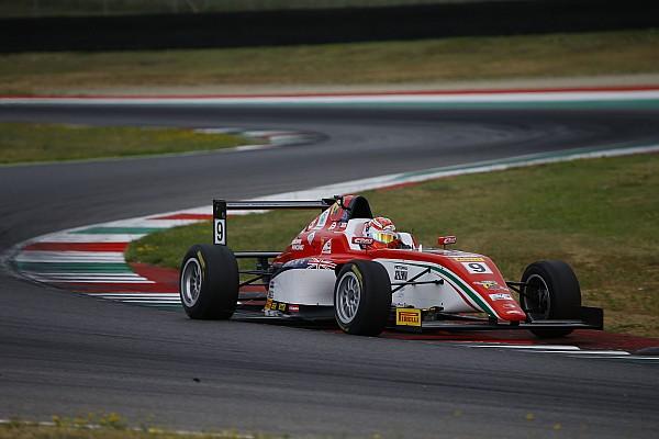 Formula 4 Gara Marcus Armstrong si aggiudica Gara 1 al Mugello