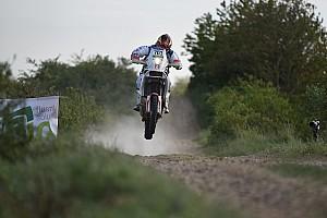 Egyéb motorverseny BRÉKING Horváth Lajos dobogóra állt a Riverside Baján